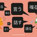 "How to Use ""Said"" in Japanese – Iu, Hanasu, Shaberu, and Kataru"